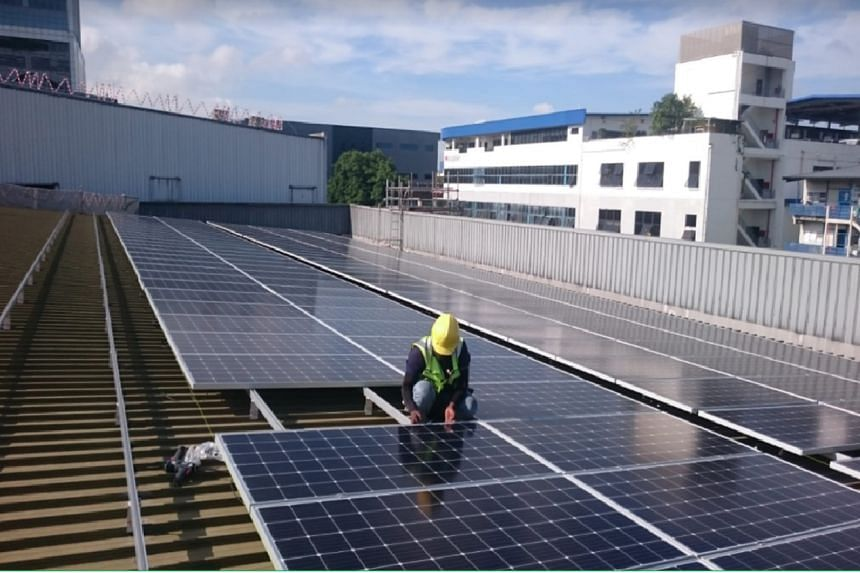 Containers Printers installed over 4,000 solar panels on its rooftops in 2019. The firm was recognised at the Energy Efficiency National Partnership Awards.