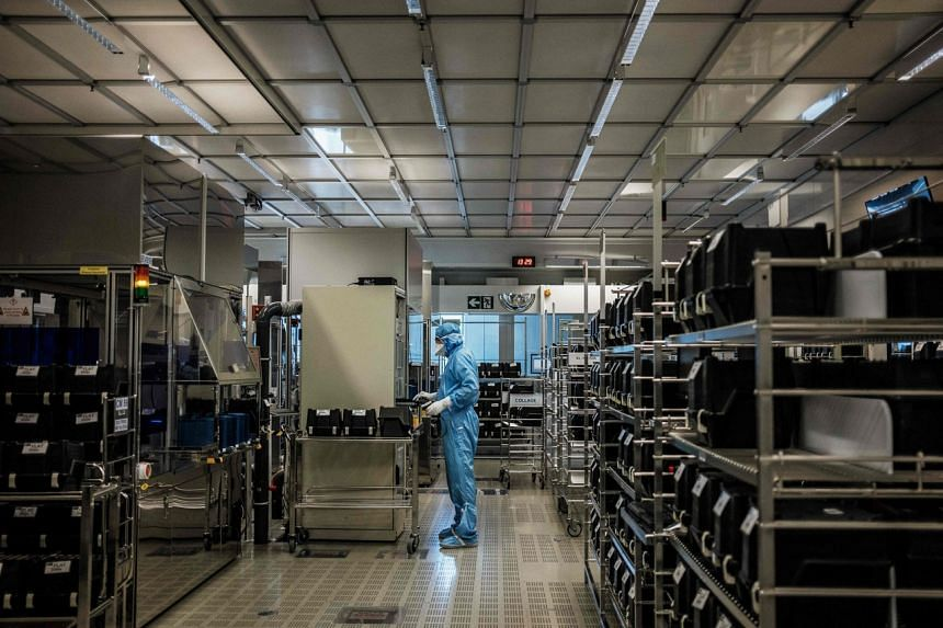 Global manufacturing activity has been slammed by shortages of key components such as semiconductors.