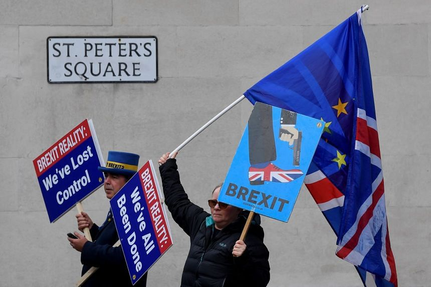 Britain again warned Brussels that London could unilaterally waive some of the terms of its agreement if the bloc failed to budge.
