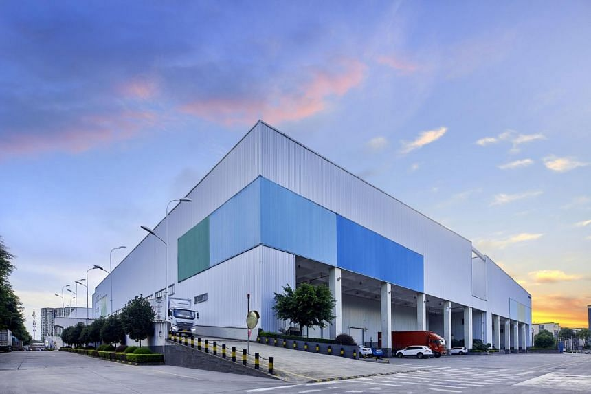 About $146.2 million of the gross proceeds will be used to finance part of CapitaLand China Trust's proposed acquisition of four China logistics assets.