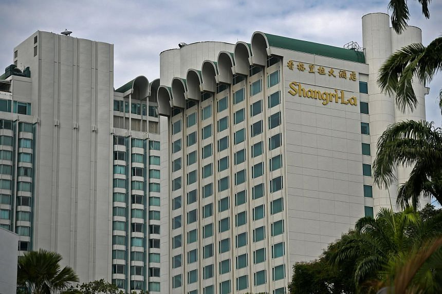 The Shangri-La Dialogue will take place from June 10-12 next year.