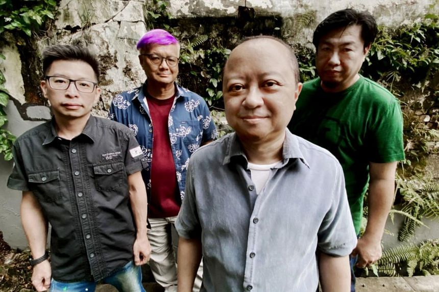 The quartet hopes that shows can resume again so that the band can play the new songs live.