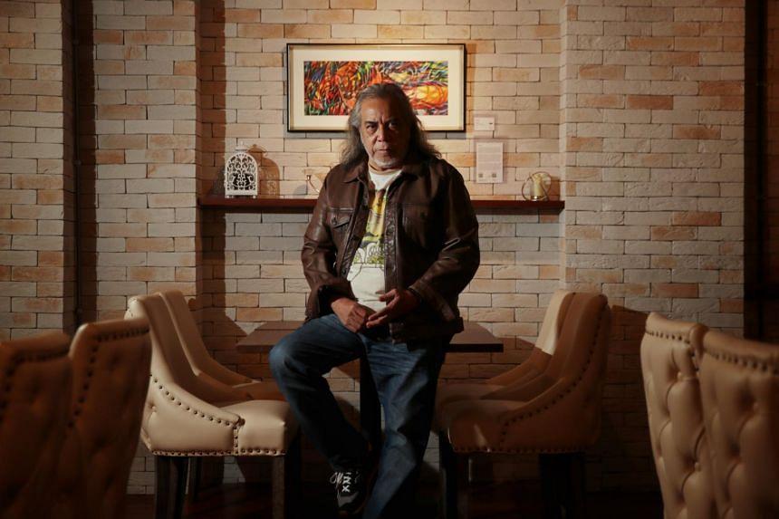 The 10-track album is Ramli Sarip's first full studio album since 2002's Kalam Kesturi.