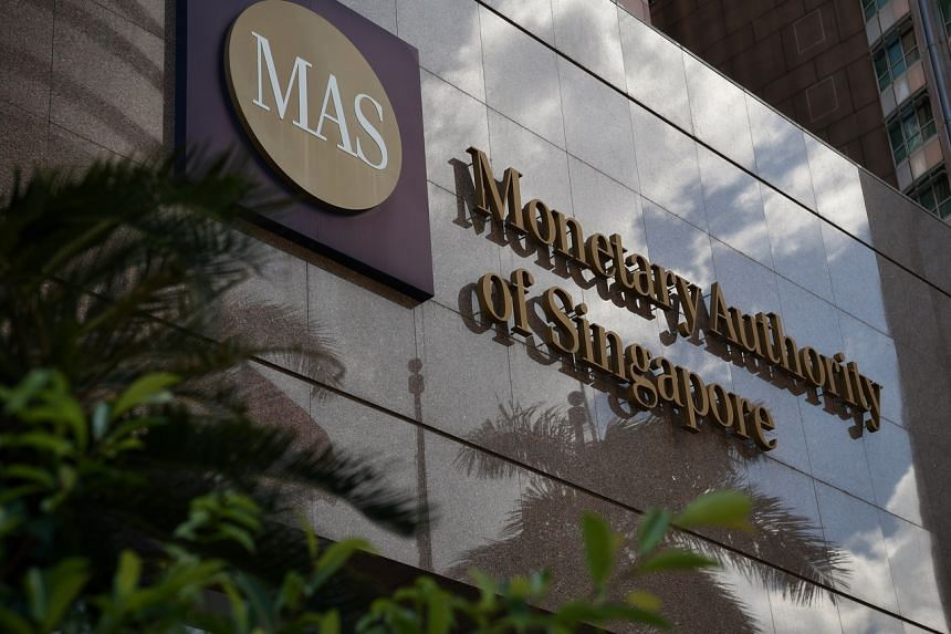 Singapore's currency has slipped about 2.5 per cent against the greenback since the start of 2021.