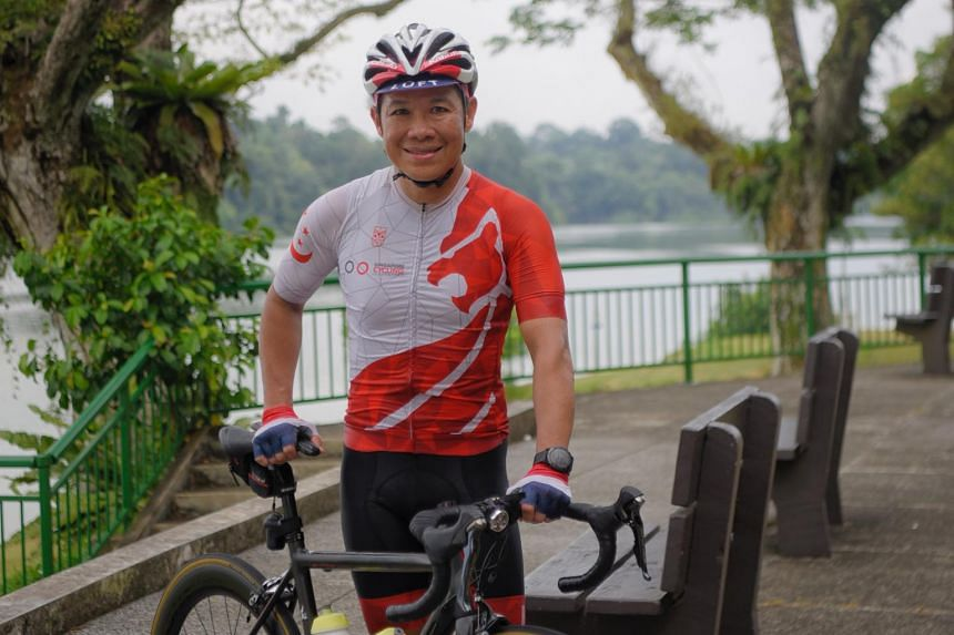 Dr Hing Siong Chen is eager to build on the work he has done for the past six years in his final term as president of the Singapore Cycling Federation.