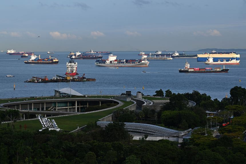 Vessel arrivals at the Singapore hub for bunkers fell to 3,098 in September, the lowest since February 2018.
