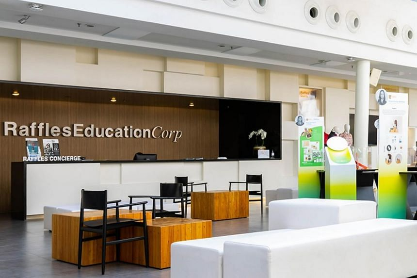 Raffles Education said the group as a whole is generating positive free cashflows in its operations.