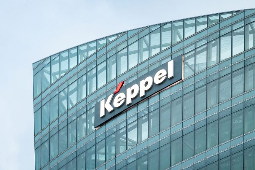 Shares of Keppel rose 1 per cent or five cents to close at $5.30 on Oct 13, before the announcement.