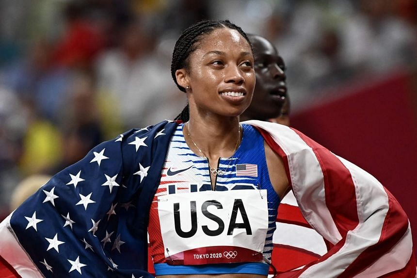 Allyson Felix won her 11th Olympic medal at the Tokyo Games.