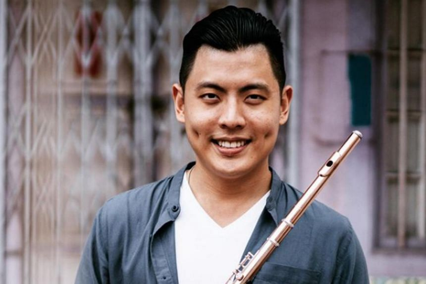Rit Xu will perform an East-meets-West take on French composer Jacques Ibert's Flute Concerto.