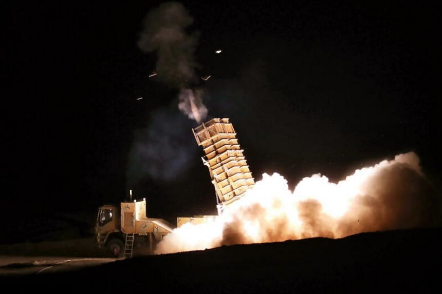 """The exercises combined the army's """"Majid"""" and """"Dezful"""" systems to destroy incoming cruise missiles."""