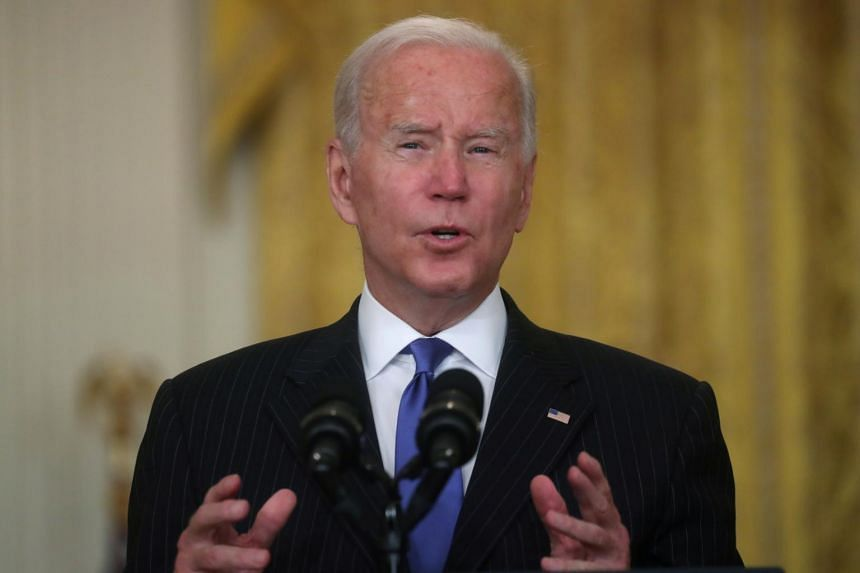 US President Joe Biden's opportunity to reset the US relationship with the world on climate is hanging in the balance.