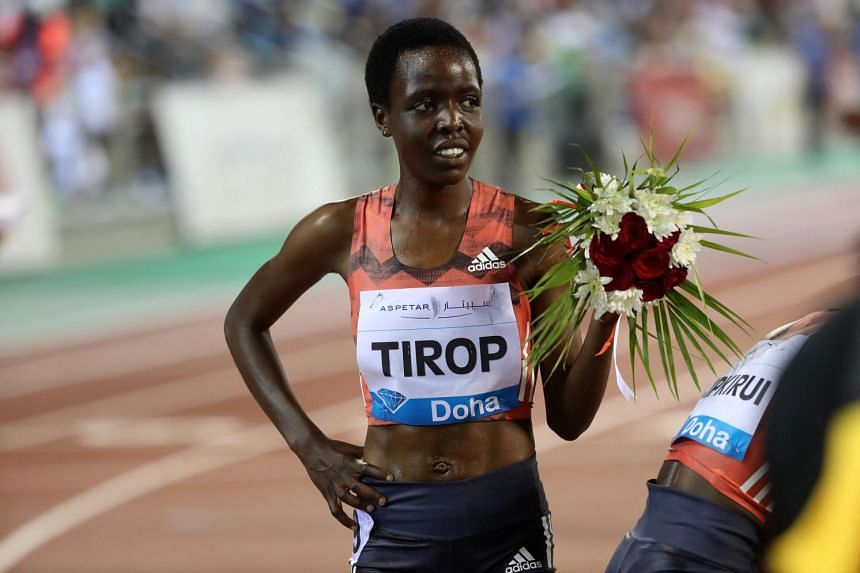 The death of 25-year-old double world championships medallist Agnes Tirop has shocked her country.