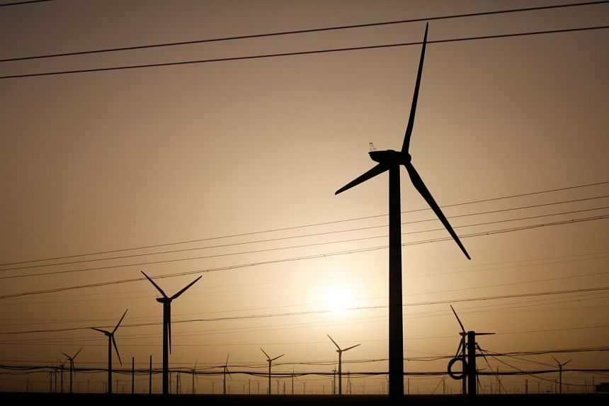 As China leads the way in adopting wind and solar power, other countries are striving to keep pace.