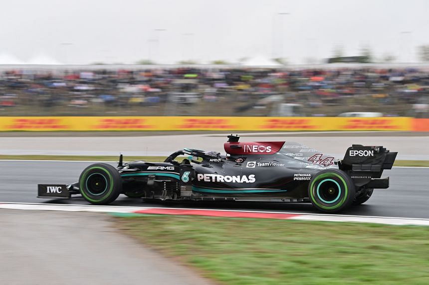 The race cost Lewis Hamilton the overall championship lead.