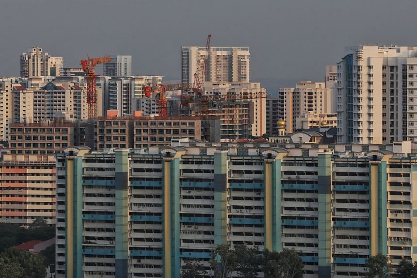 Reduced upgrading work also helped shrink the deficit, noted the HDB's annual report on Oct 14, 2021.