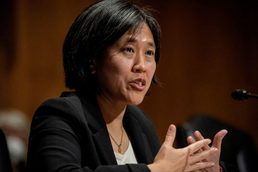 US Trade Representative Katherine Tai had earlier affirmed the Biden administration's commitment to the World Trade Organisation.