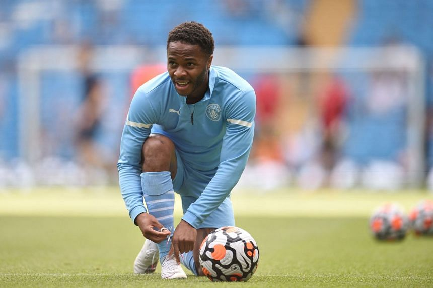Raheem Sterling is under contract with Manchester City until 2023.