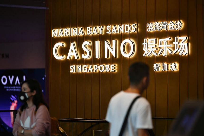 Marina Bay Sands Casino will be closed to all members of the public from July 22 to Aug 5, 2021.