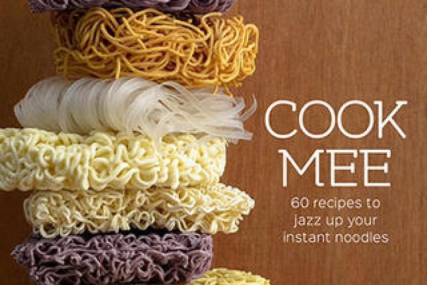 Cook Mee offers 60 recipes from well-known chefs in Singapore using the favourite staple of instant noodles.