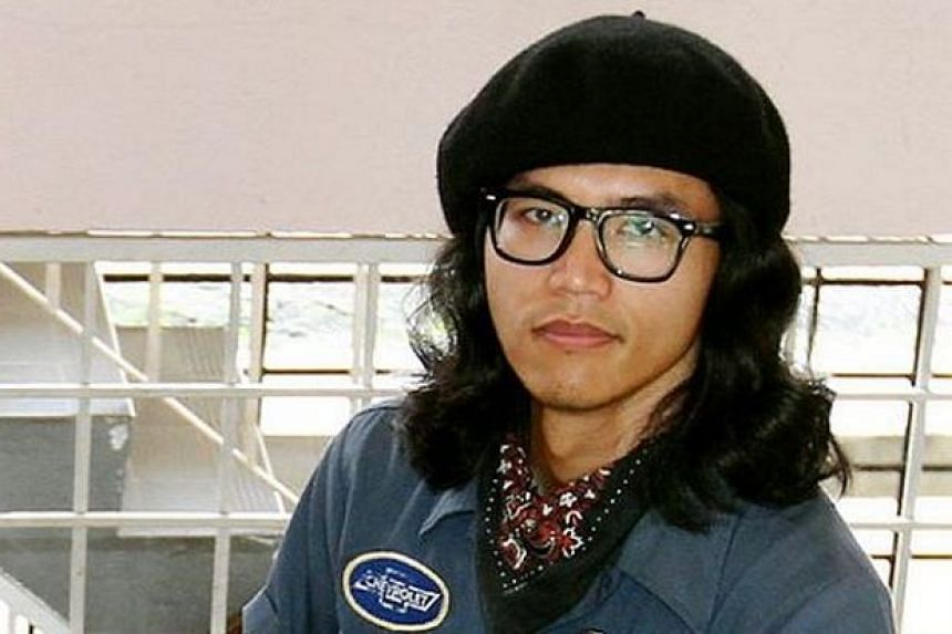 Fahmi Reza was charged on June 6 with violating multimedia laws by caricaturing Prime Minister Najib Razak as a sinister clown.