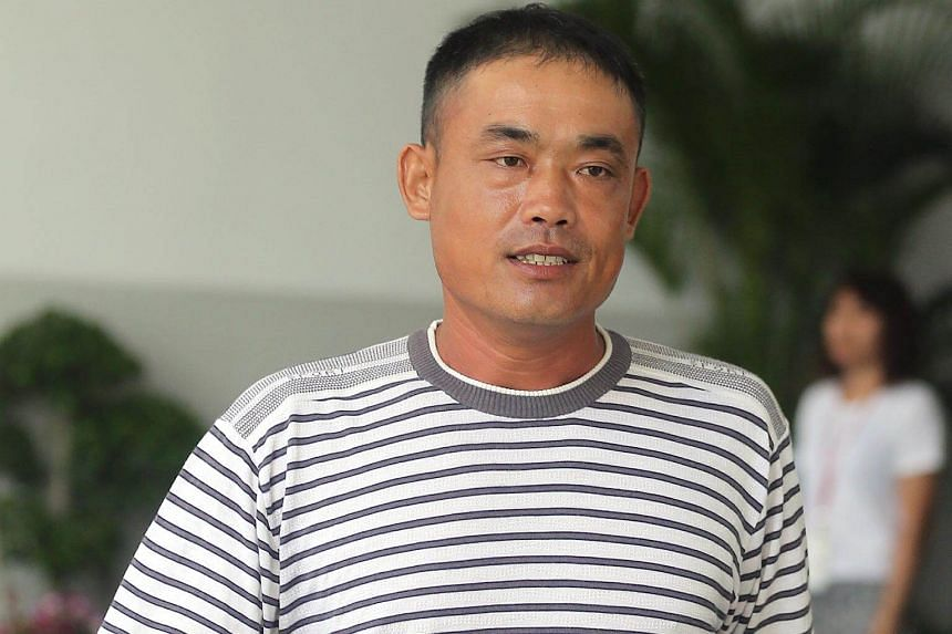 Wang Jianpo was fined $1,000 on Wednesday (June 9) after pleading guilty to one count of causing annoyance to the public.