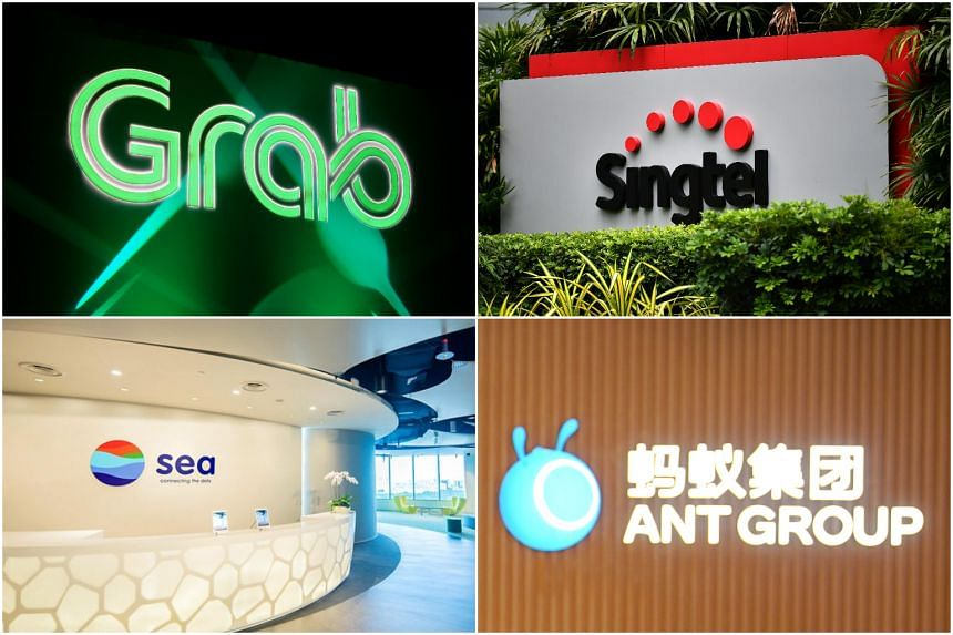 Singapore to have 4 digital banks, with Grab-Singtel and Sea getting digital full bank licences, Banking News & Top Stories - The Straits Times
