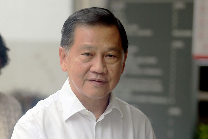 Mr Liew Mun Leong is also the chairman of Changi Airport Group and Surbana Jurong.