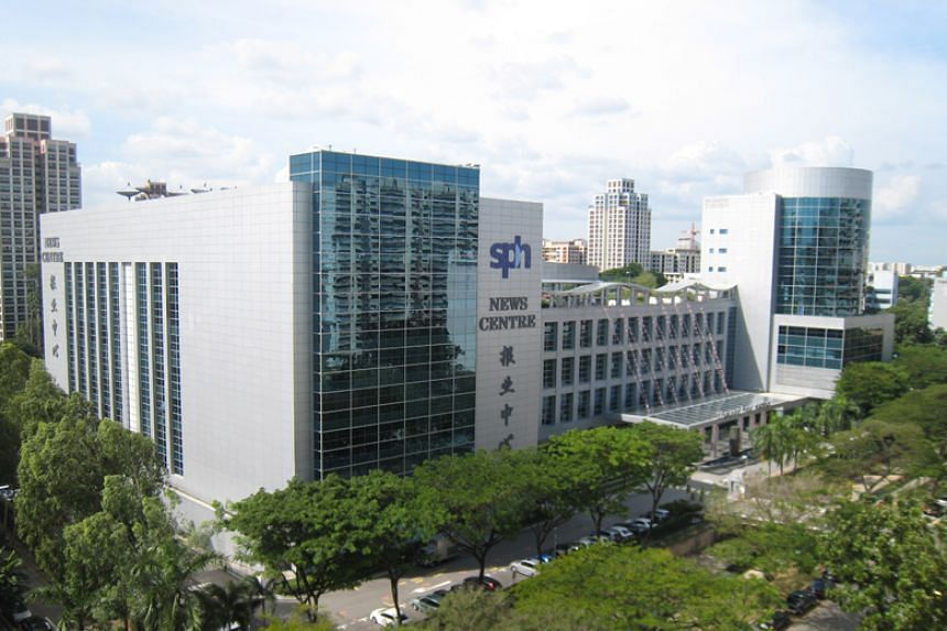 SPH's net profit rose 26.1 per cent for the first half of the financial year that ended on Feb 28, 2021.