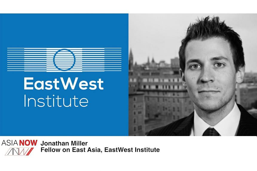 EastWest Institute's East Asia Fellow, Jonathan Miller, speaks to Asia News Weekly's Steve Miller on the podcast.