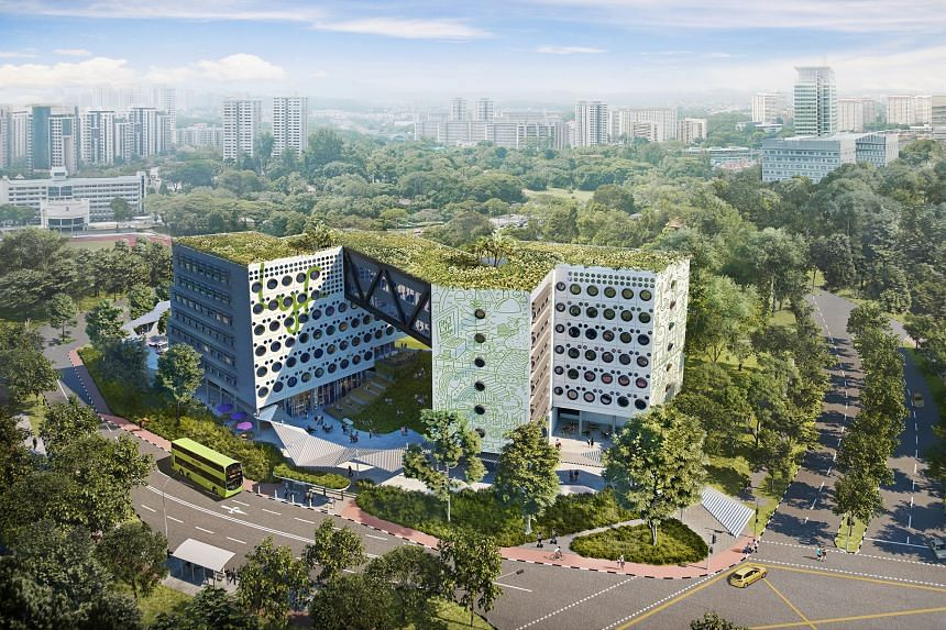 lyf one-north is slated for completion in the fourth quarter of 2021.