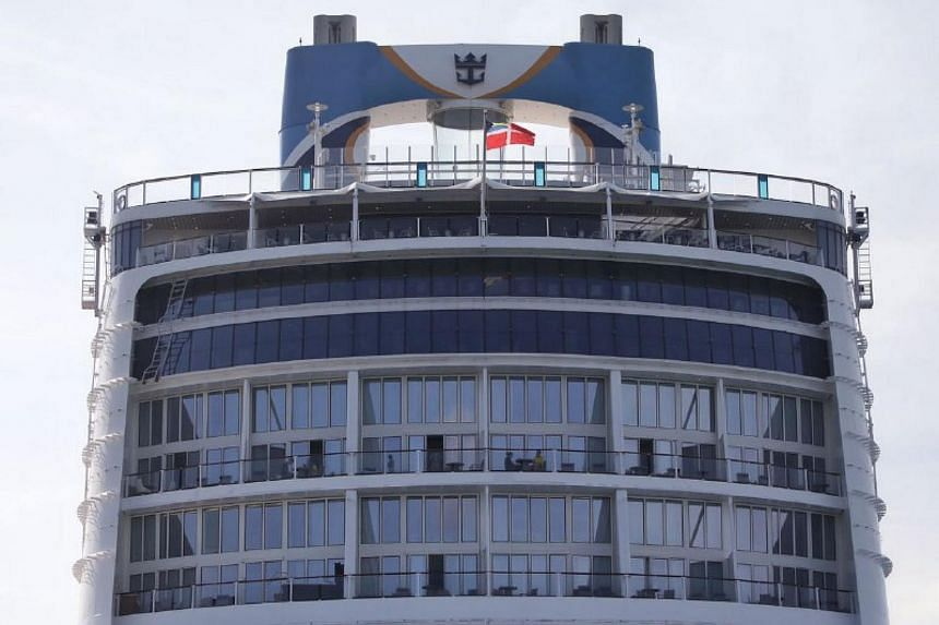 Royal Caribbean cruise ship Quantum of the Seas has isolated all guests and crew who had close contact with the guest.