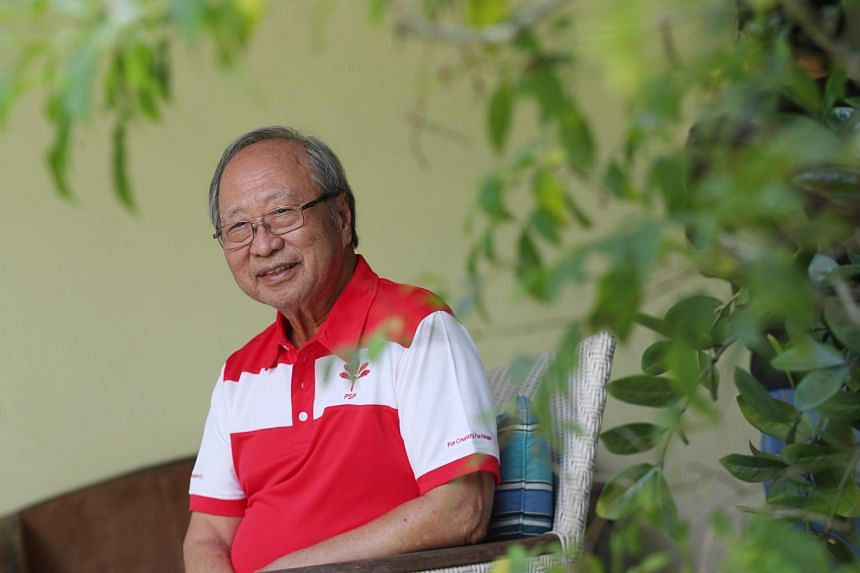 Dr Tan Cheng Bock said he will now focus on reaching out to more Singaporeans.