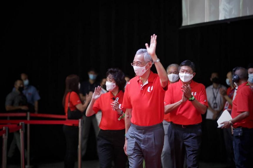 PM Lee Hsien Loong intends to speak about plans to support low income workers at the National Day Rally in August.