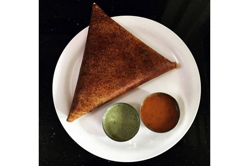 Masala dosa from MTR 1924.
