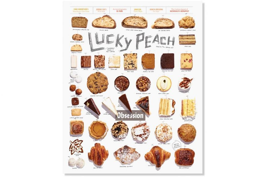 Lucky Peach has 30,000 print subscribers and has published 22 issues.
