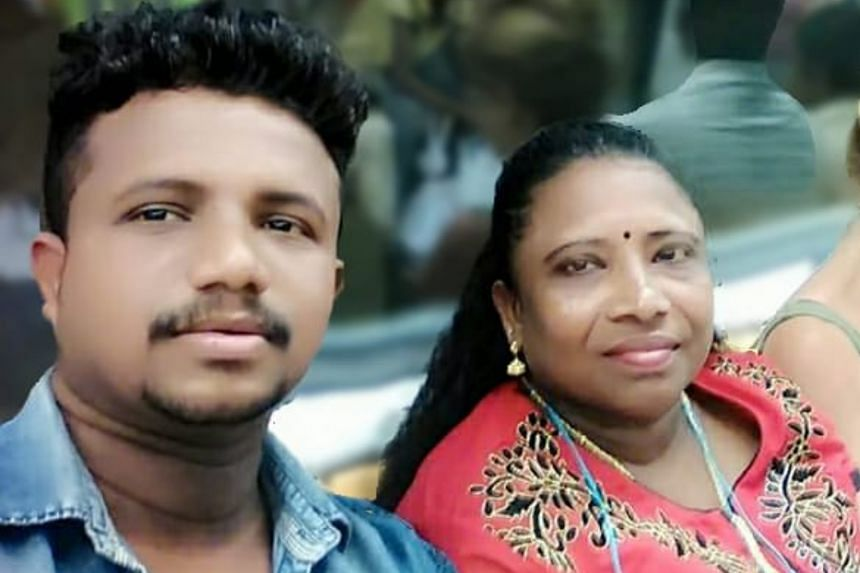 Mrs Sugunan Shanthi was worried about losing her son to Covid-19 but in the end, it was a road accident that took his life.