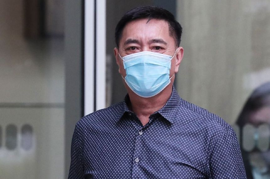 Huang Yiliang stands accused of voluntarily causing hurt to the employee over a December 2018 incident.