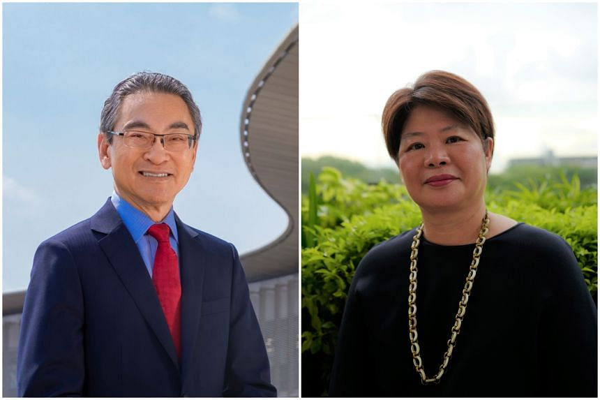 Mr Koh Boon Hwee will be succeeded by National Arts Council chairman Goh Swee Chen.
