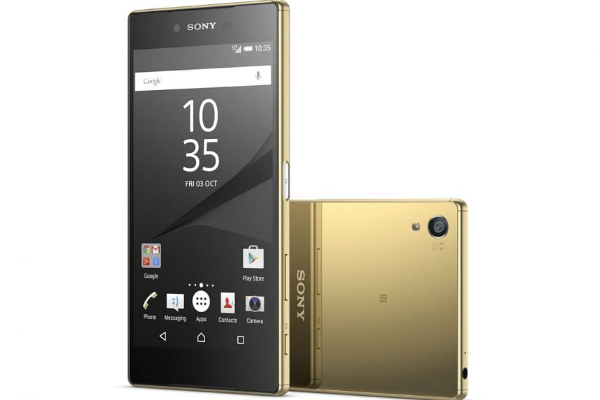 Sony Xperia Z5 Premium's camera app has plenty of modes to choose from, including Face in Picture.