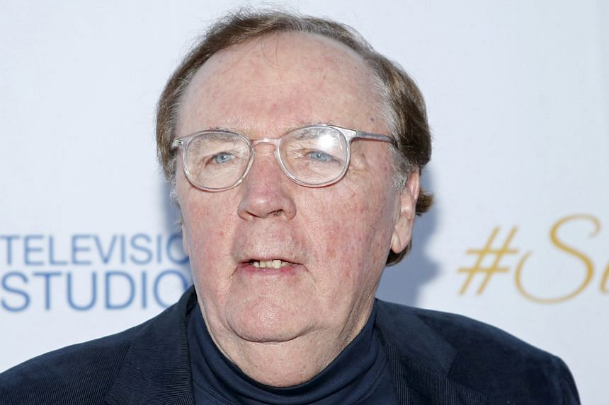 Crime author James Patterson on literacy