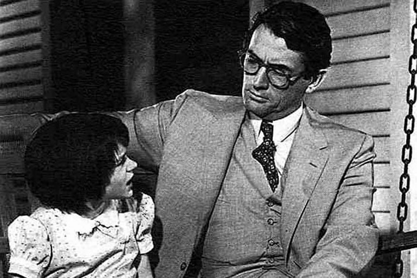 Actress Mary Badham (above, with Gregory Peck in the 1962 film, To Kill A Mockingbird) will read from the book next month.