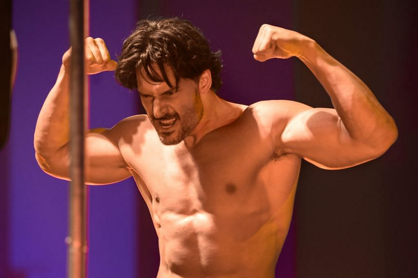 Joe Manganiello is part of a group of male strippers in Magic Mike XXL who come together for one last hurrah.