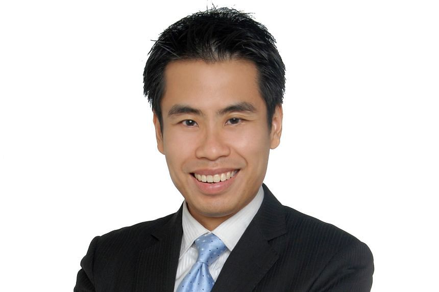 MR GETTY GOH, co-founder of Singapore real estate crowdfunding site CoAssets