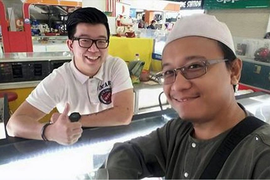 In the wake of the Low Yat Plaza riot, Mr Fais Al-Hajari and Mr Desmond Mok are proof positive that the different races can get along fine in Malaysia. The Malay Facebook user has written on his page of his long - and good - relationship with the Chi