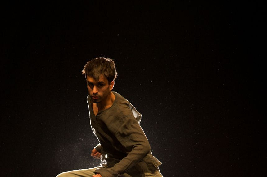 Aakash Odedra's solos in his production Rising are choreographed by some of the biggest names in the dance world. PHOTO: SAMARPANA FESTIVAL