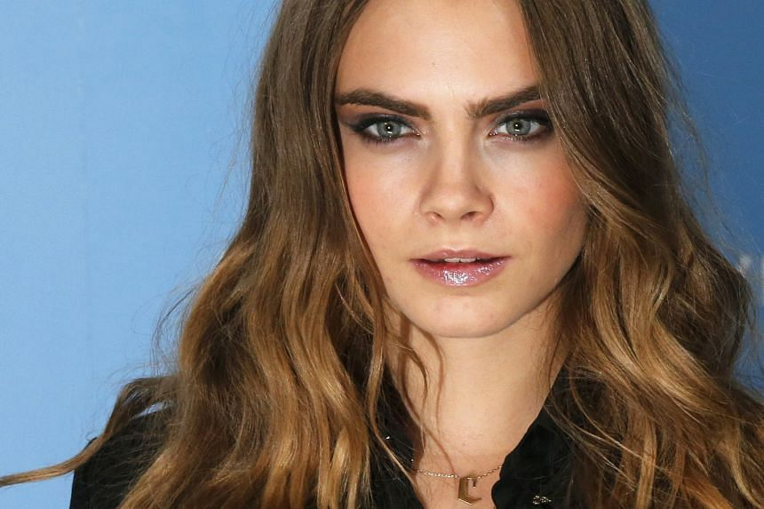 Only strong female roles or interesting characters will do for Cara Delevingne.