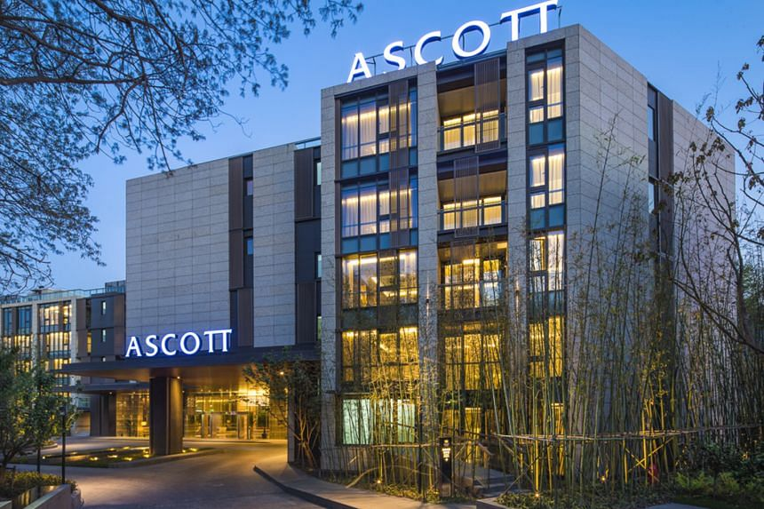 The Ascott Heng Shan Shanghai - luxury serviced apartments located in one of the bustling city's historical districts.
