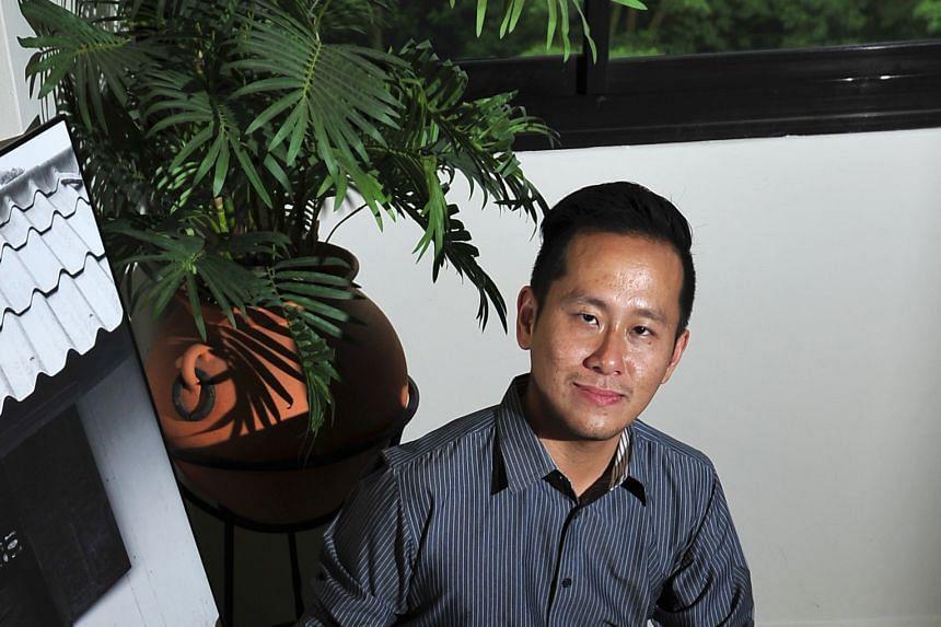 Mr Eugene Wee set up non-profit group Radion International in Khek Noi village in northern Thailand.