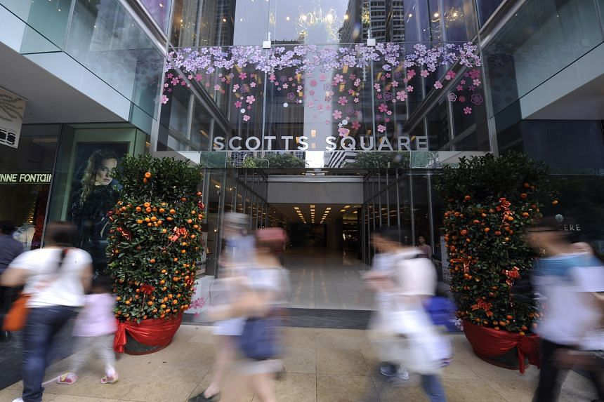 Revenue for the three months to June 30 soared to $80.1 million. This was partially offset by lower rental income from Scotts Square Retail (above).